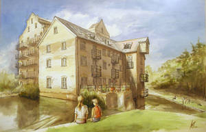 Coxes Mill