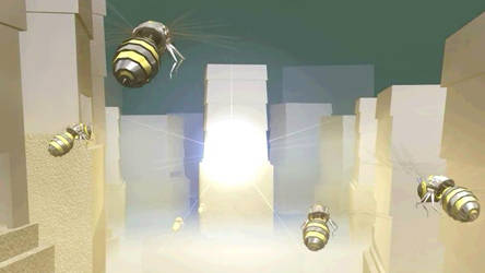 Cyber Hive City