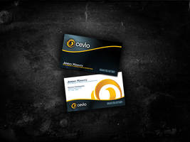 CEVIO - Business Cards by www.jkarabagli.com by j4yzk