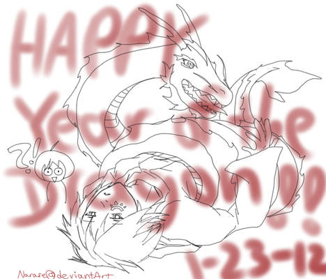 Dragon glompage?