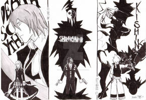 Soul Eater - Our Fathers