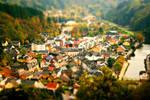 Vianden miniature city