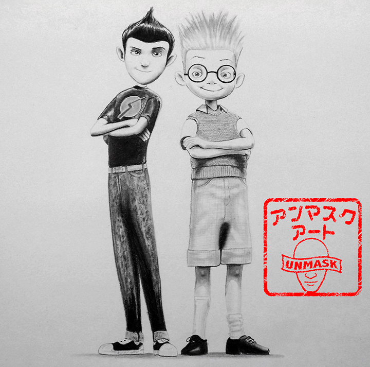 meet the robinsons wilbur and lewis fanfictionsite