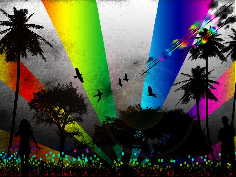 Rainbow by plazadelpirul
