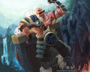 Braum art req by bagoh2
