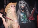 Rob and Sherri Moon Zombie by twistedcortex