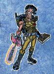 Ash Williams: Ghostbuster