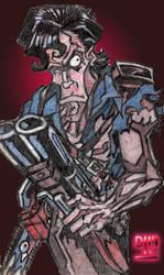 Ash by twistedcortex