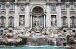 Trevi fontain Roma