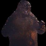 Godzilla 2014 Transparent Ver 12