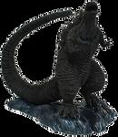 Shin Godzilla Statue Transparent