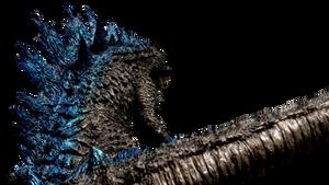 Legendary Godzilla Transparent Ver 8