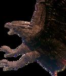 Legendary Rodan Transparent Ver 9