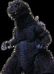 Godzilla 2001 Transparent Ver 15