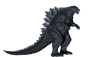 Godzilla Earth Transparent Ver 51