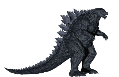 Godzilla Earth Transparent Ver 51