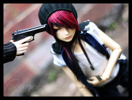 Yoshida - Back-chattin' gets you nowhere kids... by Fuyunobara