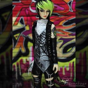 Takumi - Plastic Fashion