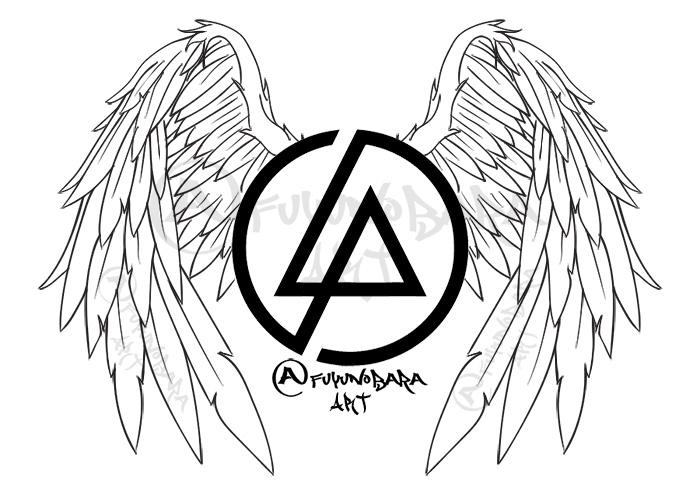 Linkin Park With Wings By Fuyunobara On Deviantart