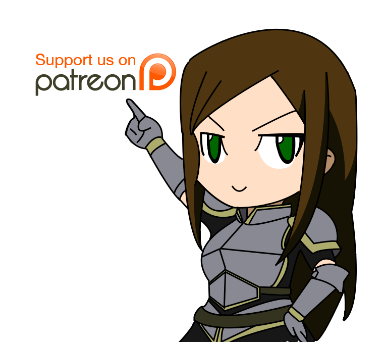 Chibi Noemi (Armor) by H4Productions