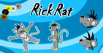 Ref-Sheet Rick by RatteMacchiato