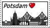 Potsdam Stamp by RatteMacchiato