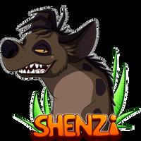 Shenzi by RatteMacchiato