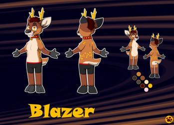 BlazerRefSheet by RatteMacchiato