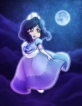 GIFT ~ Blue Moon Maiden
