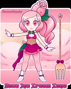 Sweeticals ~ Rose Ice Cream Cone