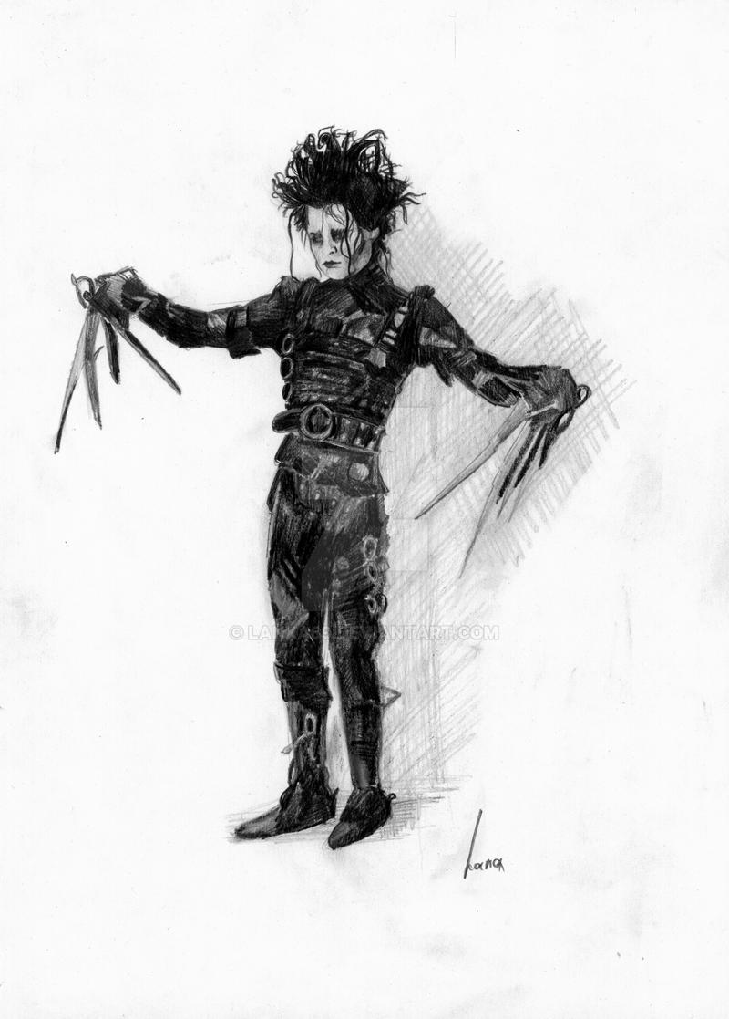Edward Scissorhands by Lanka69