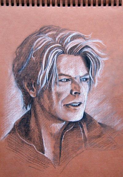 Bowie by Lanka69