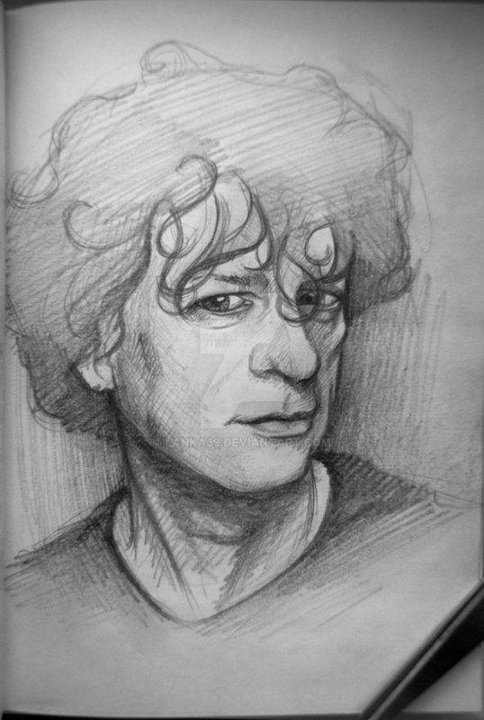 Neil Gaiman by Lanka69