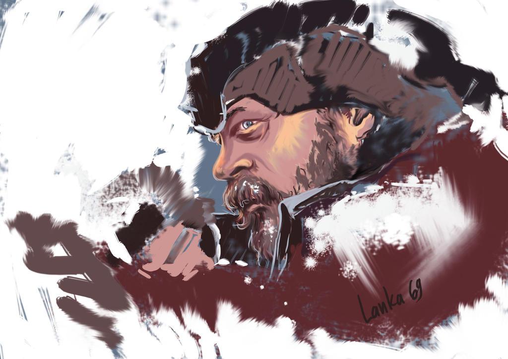 Tom Hardy in The Revenant by Lanka69