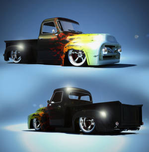 1953 Ford Pickup 01