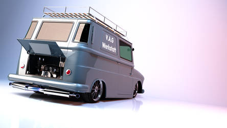 VW Typ 147 - Fridolin