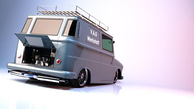 VW Typ 147 - Fridolin
