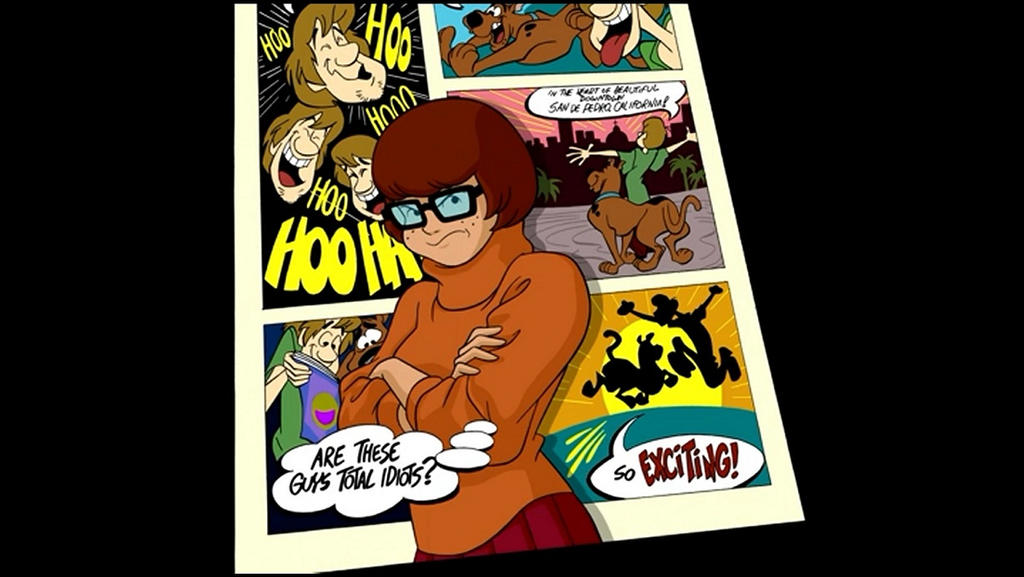 scooby doo mask of the blue falcon characters