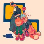 yay hugs