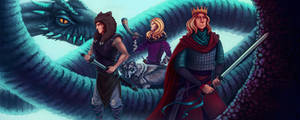The Orphan, the Hero, and the King by 89ravenclaw