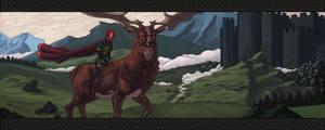 Celtic Myth by 89ravenclaw