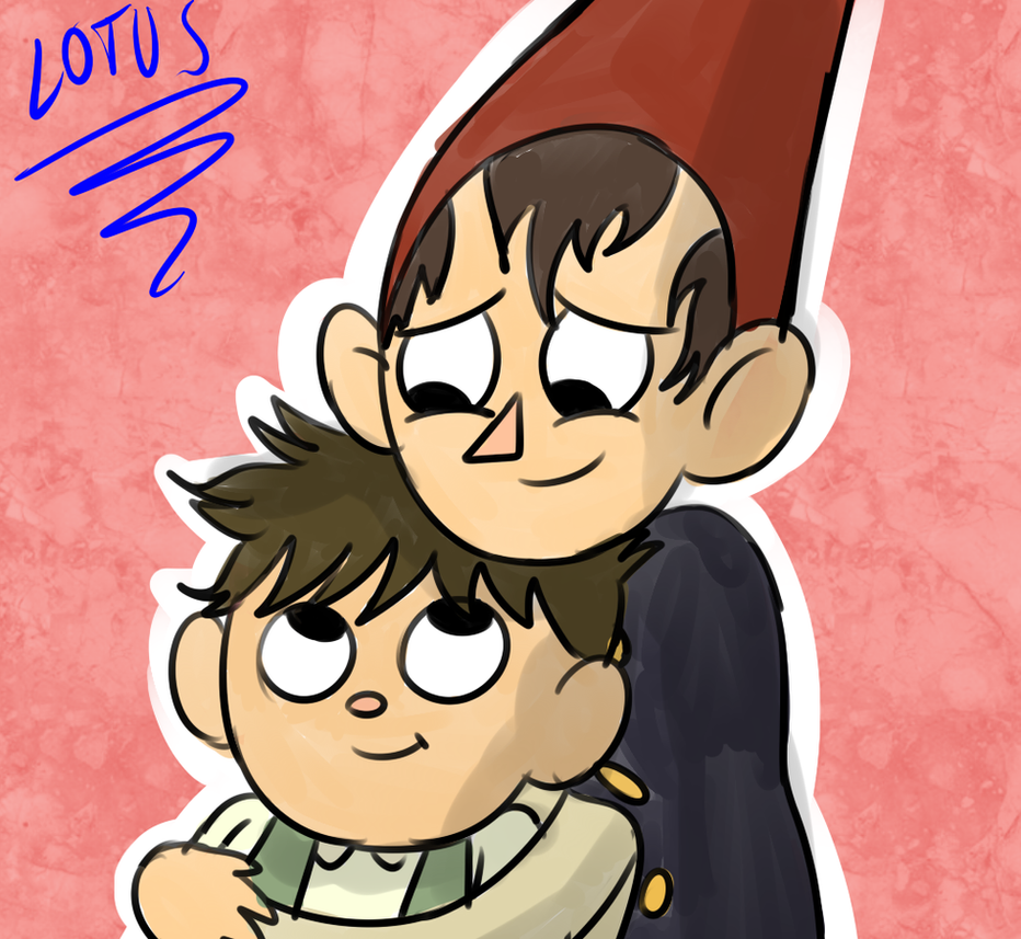 Wirt and Greg by LotusTheKat