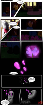 Imaginary Friend: Part 1 - Page 7 by LotusTheKat