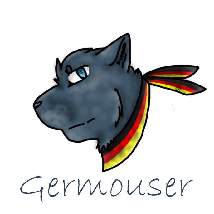 Germouser by wolftail1999