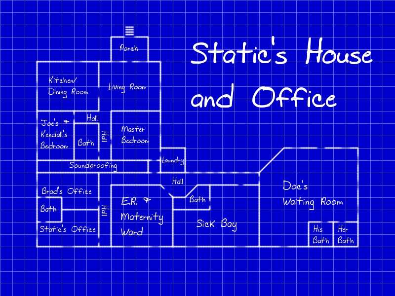 Plzatorium static 39 s house blueprint by thestaticstalker Blueprints for my house