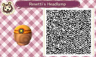 Resetti's Headlamp by TheStaticStalker