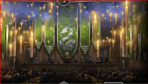 Slytherin Wins The House Cup by AerithGainsboro96