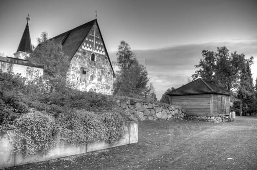 The Vanaja church