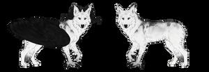 Xana-Akai wolf custom