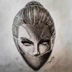 League of Legends|Vayne Fan art